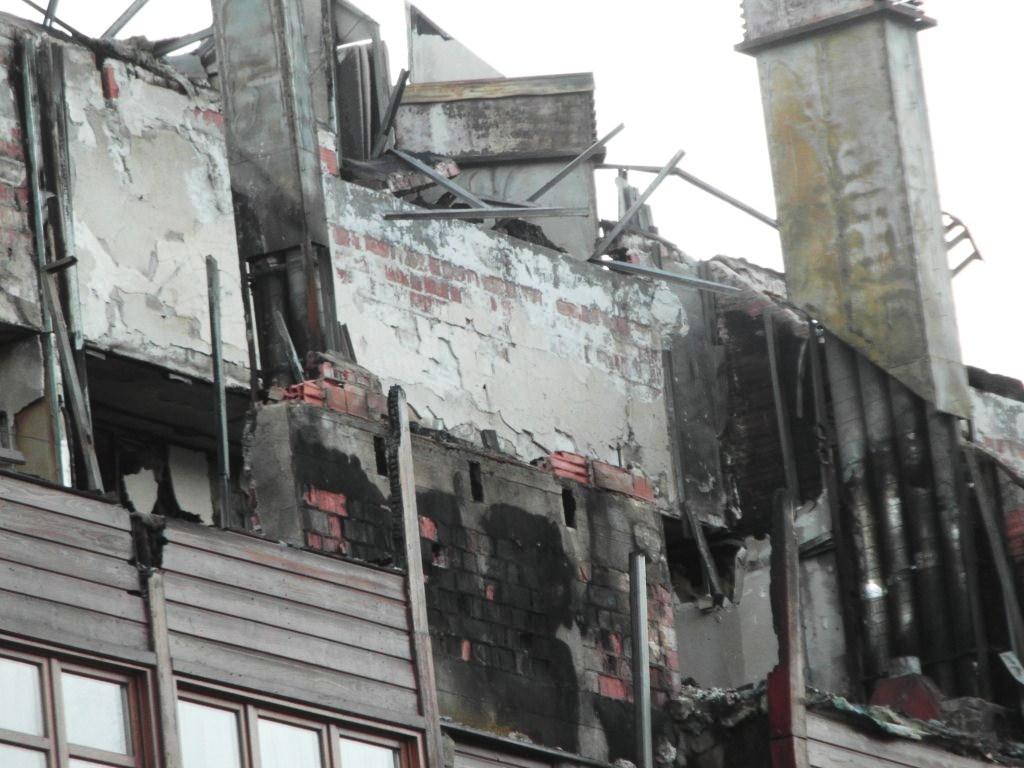 Incendio en Formigal
